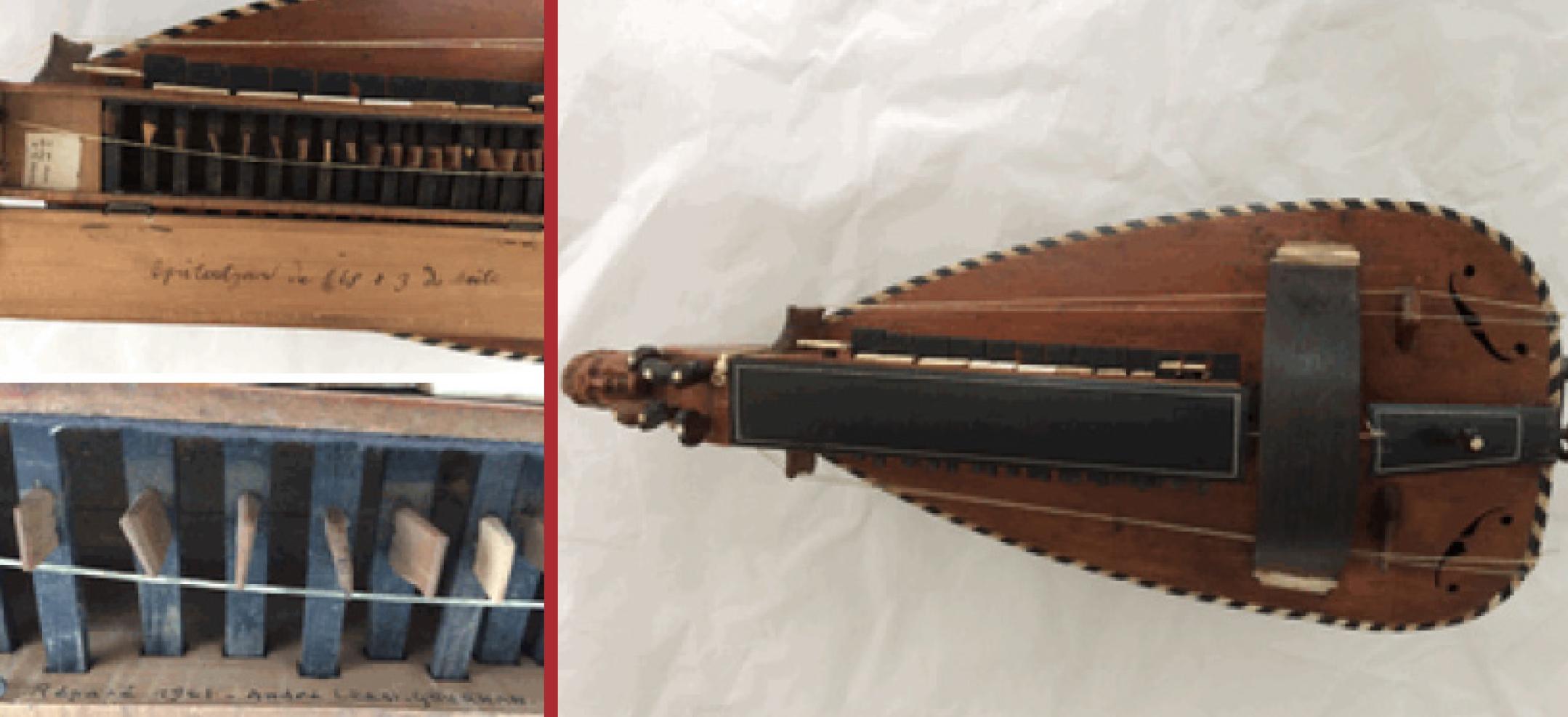 L objet parle-t-il hors collecte   Monographie d une vielle à roue ... aabb648a701
